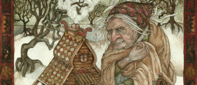 Baba Yaga mythology